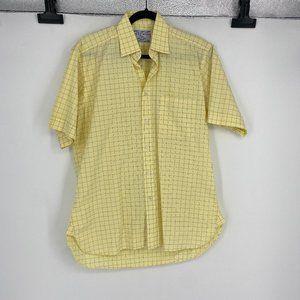 Charles Tyrwhitt | Size 15.5 Yellow Button Down
